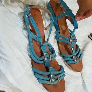 48900c4c74e87 Kurt Geiger Carvela sandals